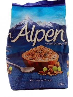 Alpen Muesli No Added Sugar 1.1KG