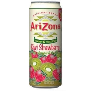 Arizona Kiwi + Strawberry 680ml