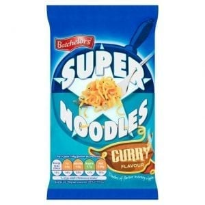 Batchelors Super Noodle Mild Curry 90 g