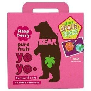 Bear Raspberry yoyo multi 5 x 20 g
