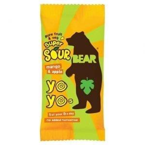 Bear Yoyo Sour Mango 20g