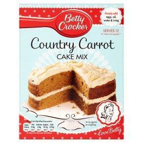Betty Crocker Moreish Carrot Cake Mix 425 g