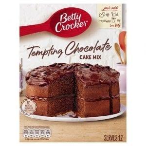 Betty Crocker Tempting Chocolate Cake Mix 425 g