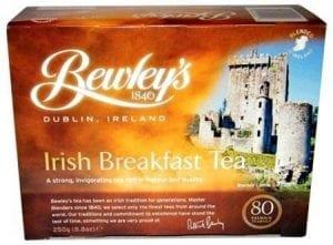 Bewley's Irish Breakfast 80s 250g