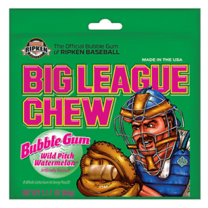 Big League Chew Watermelon 60g