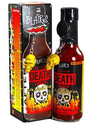 Blairs After Death Sauce 150ml