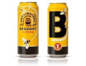 Boddington Draught 440 ml