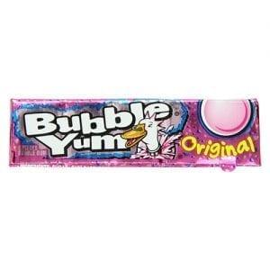 Bubble Yum Original 5ks