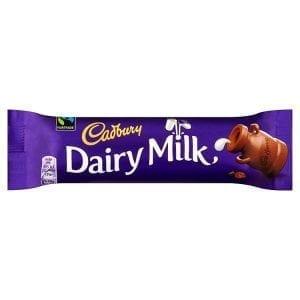 Cadbury dairy milk Bar 45g