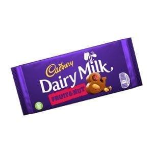 Cadbury Fruit & Nut 200g
