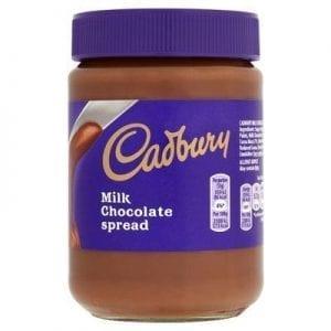 Cadbury Milk Chocolate Spread 400g