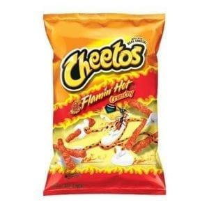 Cheetos Flamin' Hot 99g