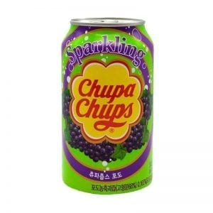 Chupa Chups Grape Soda 345ml