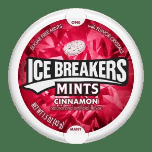 Cinnamon Ice Breakers 42g