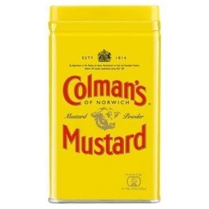 Colman's Mustard English Powder 113g