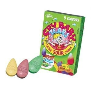 Cry Baby Extra Sour 56g