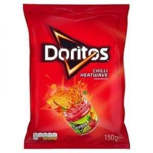Doritos Chilli Heatwave 150 g