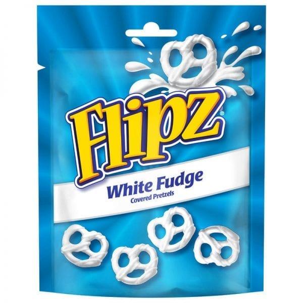 Flipz White Fudge 90 g