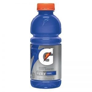 Gatorade Grape 591ml