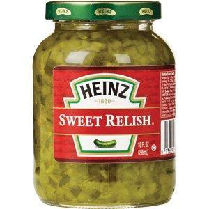 Heinz Sweet Relish 296ml