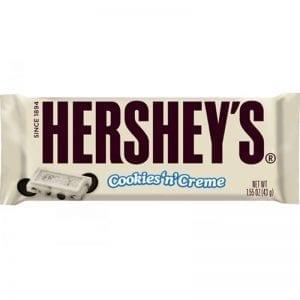 Hershey's Cookies & Cream Bar 43g