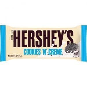 Hershey's Cookies & Cream Bar 43 g