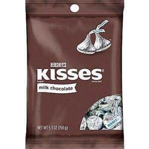 Hershey's Kisses Milk Chocolate 150g