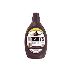 Hershey's Sugar-Free Chocolate Syrup 496g