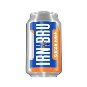 IRN – BRU diet 330ml