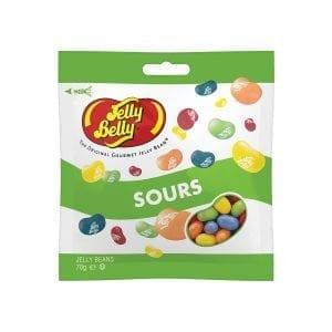 Jelly Belly Kyslý Mix 70g sáčok