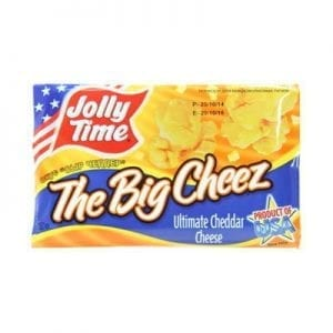 Jolly Time Popcorn The Big Cheez 100g