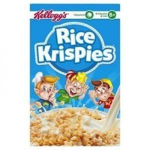 Kellogg´s Rice Krispies 510g Pricemarked