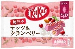 Kit Kat Ruby Rich Cranberry Almond 87g