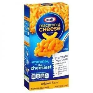 Kraft Mac & Cheese Dinner 204g