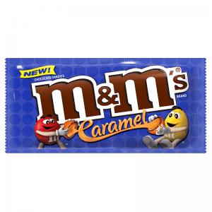 M&Ms Caramel 40 g