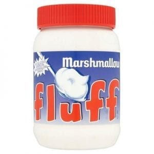 Marshmallow Fluff Vanilla USA 213g