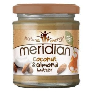 Meridian Almond & Coconut Butter 170g