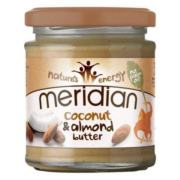 Meridian Almond & Coconut Butter 170g