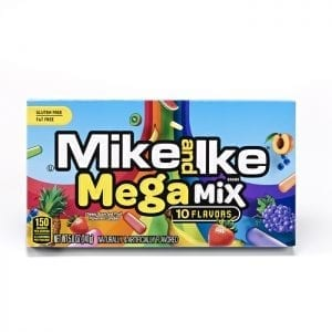 Mike and Ike Mega Mix 141g