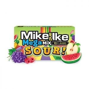 Mike and Ike Mega Mix Sour! 141g