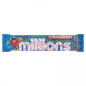 Millions Strawberry 45g