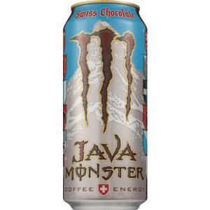 Monster Java Swiss Chocolate 443ml