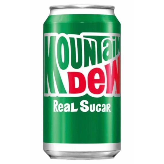 Mountain Dew Throwback 355 ml