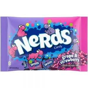 Nerds Grape & Strawberry Minis 340 g
