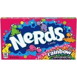 Wonka Rainbow Nerds 142 g
