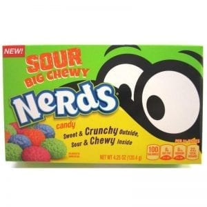 Nerds Sour Big Chewy 120.4g