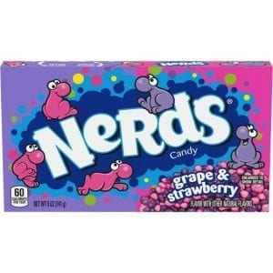 Nerds Strawberry Grape 141,7 g