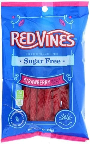 Red Vines Sugar Free Twists 141g
