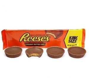 Reese's Peanut Butter Cup KingSize 79g