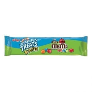 Rice Krispies Treats Bar with M&M's 2,5 oz